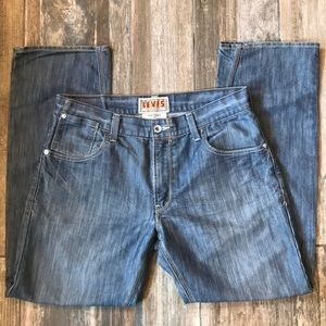 Levi's Slim Straight 514 Jeans